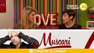 """""""Me encanta vivir sola"""", Ana Torrejón y Virginia Gallardo en Muy Muscari"""