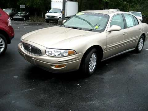 2005 BUICK LESABRE LIMITED ONE OWNER PERFECT ON EBAY 9995 ...