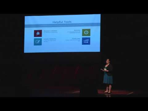 Sharing knowledge and donuts - Community asset mapping | Liz Hannum | TEDxBrookings