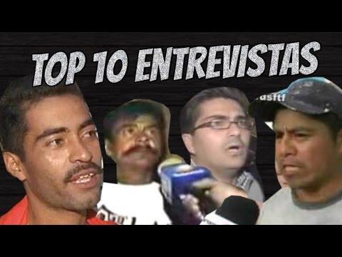 LAS 10 MEJORES ENTREVISTAS DE MÉXICO