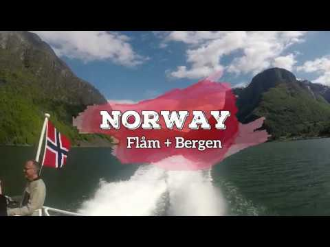 Weekend In Norway - Flåm and Bergen and the beautiful fjords