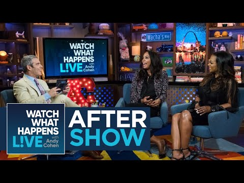 After : Why Aisha Tyler Uses The CWord  WWHL