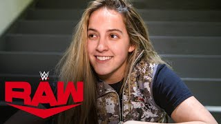 Who pique's Sarah Logan's interest in Chamber Match?: Raw Exclusive, Feb. 17, 2020