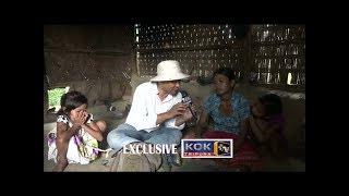 PATHETIC LIFE OF SWAPAN DEBBARMA & HIS FAMILY .....DESCRIBES HIS WIFE IN KOKBOROK