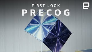 ASUS Project Precog First Look at Computex 2018