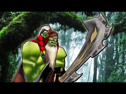 Warcraft 3 - Jungle Fever (3v3 #4)