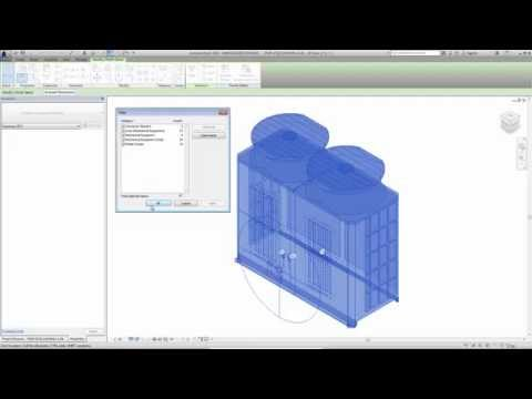 Isolate Solids Voids with Filter Tool