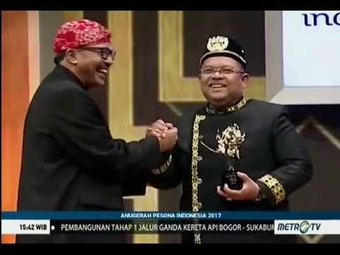 Anugerah Pesona Indonesia 2017 Full Live Metro TV #2