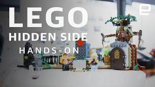 Lego Hidden Side Hands-On