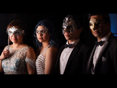 i am 18 Masquerade ball debut