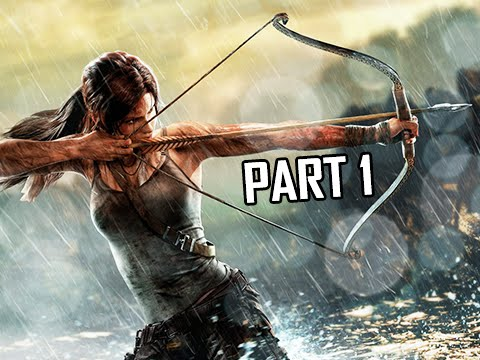 Rise of the Tomb Raider Walkthrough Part 1 - First 3 Hours! (Let's Play Gameplay Commentary)