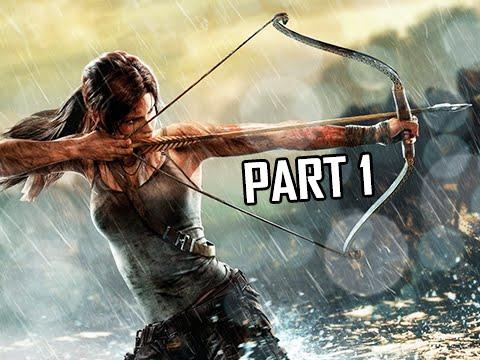 Rise of the Tomb Raider - Прохождение #1