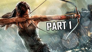 Rise of the Tomb Raider Walkthrough Part 1 - First 3 Hours! (Let