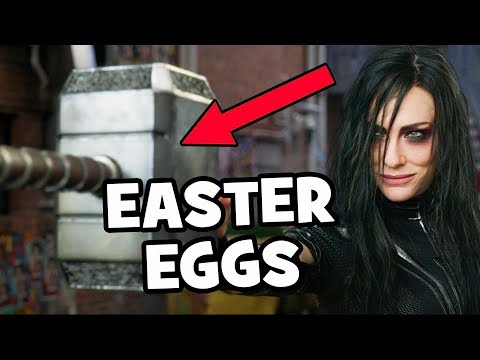 Thor Ragnarok Trailer EASTER EGGS, Infinity Stones & FULL ANALYSIS