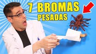 7 BROMAS PESADAS CON PAPEL HIGIÉNICO para hacer el Día de Bromas o April Fools' Day