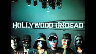 Hollywood undead:coming back down (REMIX)