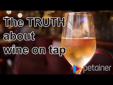 wine article London Perspective The Truth About Wine On Tap