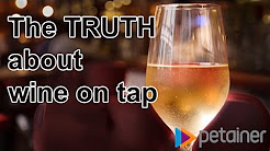 The Truth About Wine On Tap