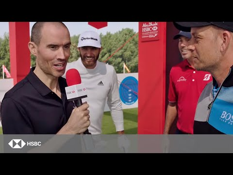 USA vs Europe: Incredible Golf Accuracy Challenge ft Johnson, Kuchar, Stenson and Rose