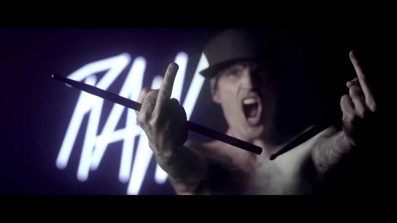 """Download The Bloody Beetroots feat Tommy Lee """"RAW"""""""