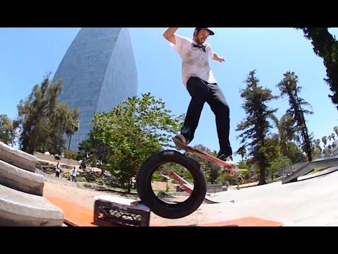Anders Nordlow - Laffy Edit - Tire Skateboarding