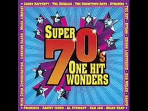 The greatest one hit wonders of the 70s a 70s music compilation