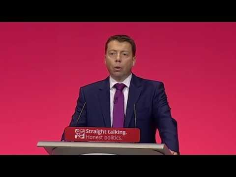 Iain McNicol's speech to Annual Conference