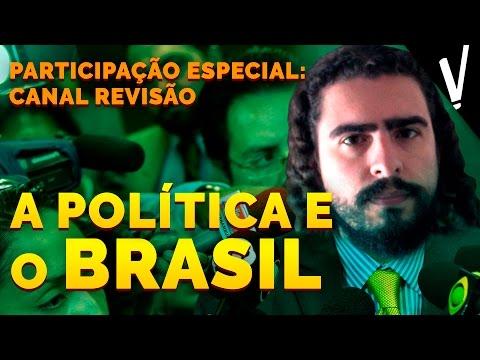 O brasileiro e a política (#Pirula 159)