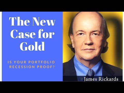 Gold Price Canada - Gold Price to Rise - Jim Rickards- The New Case for Gold vs Fiat Currency