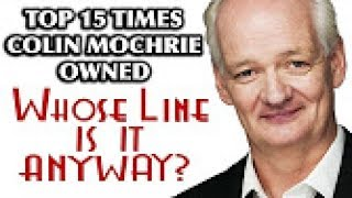 """15 Times Kathy Greenwood Owned, """"Whose Line Is It, Anyway"""