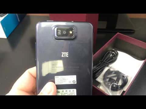 ZTE GRAND MEMO U9815 4g LTE Unboxing Video - In Stock at www.welectronics.com