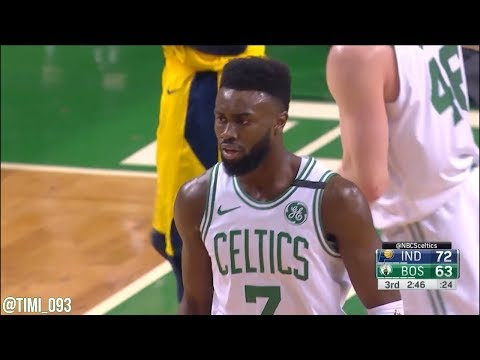 Jaylen Brown Highlights vs Indiana Pacers (16 pts)