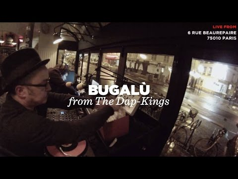 Bugalù (from The Dap-Kings) • DJ Set • LeMellotron.com