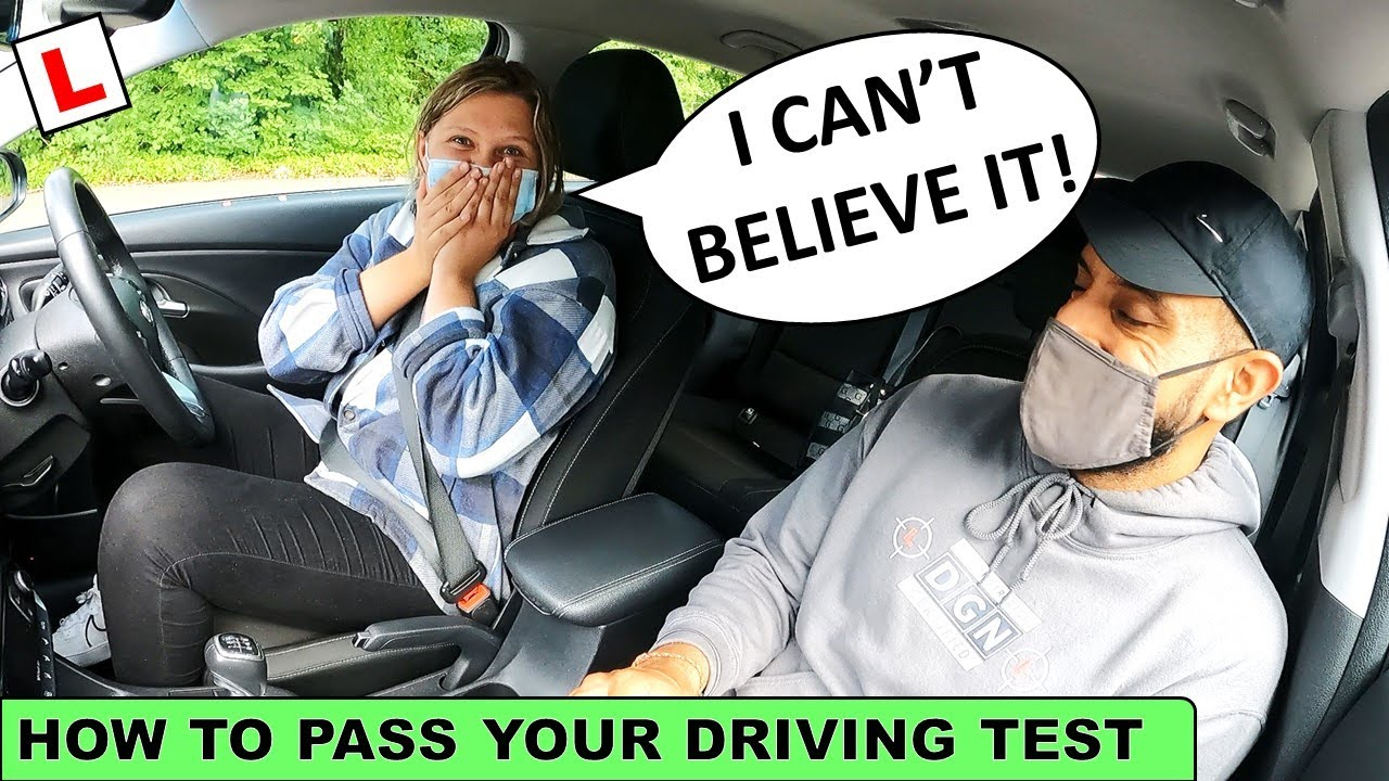 The Best Learner Driver On This Channel? | DRIVING TEST PASS