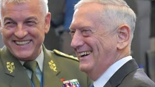 Trump suggests Mattis might leave administration