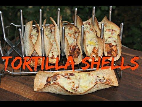 tortilla-shells-mit-hähnchen