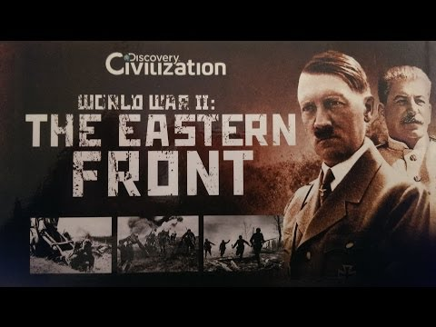World War II - The Eastern Front 3/10 - Russian Battles 3/3 - The Brest Fortress & The Elbe Day