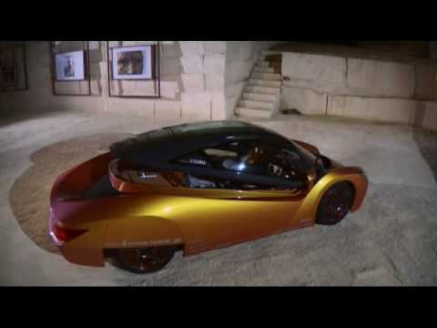 Rinspeed Ichange Concept Car Exterior Youtube