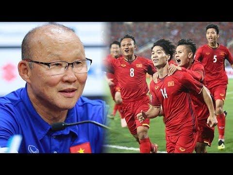 HLV Park Hang Seo tự tin tuyên bô' 'Chúng tôi sẽ không để CĐV thất vọng về ĐT Việt Nam'
