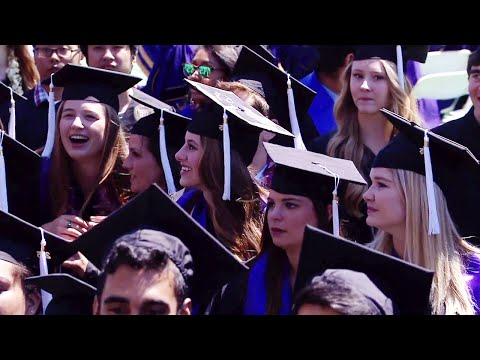 2015 University of Washington Commencement