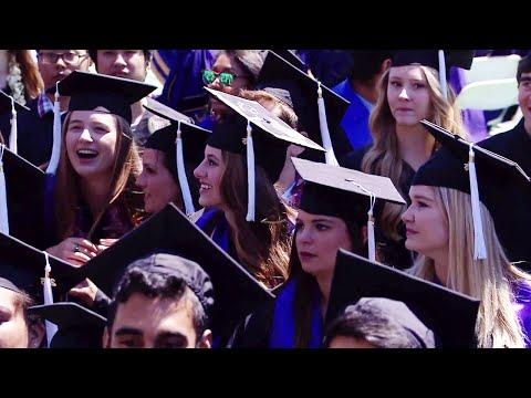 2015 University of Washington Commencement