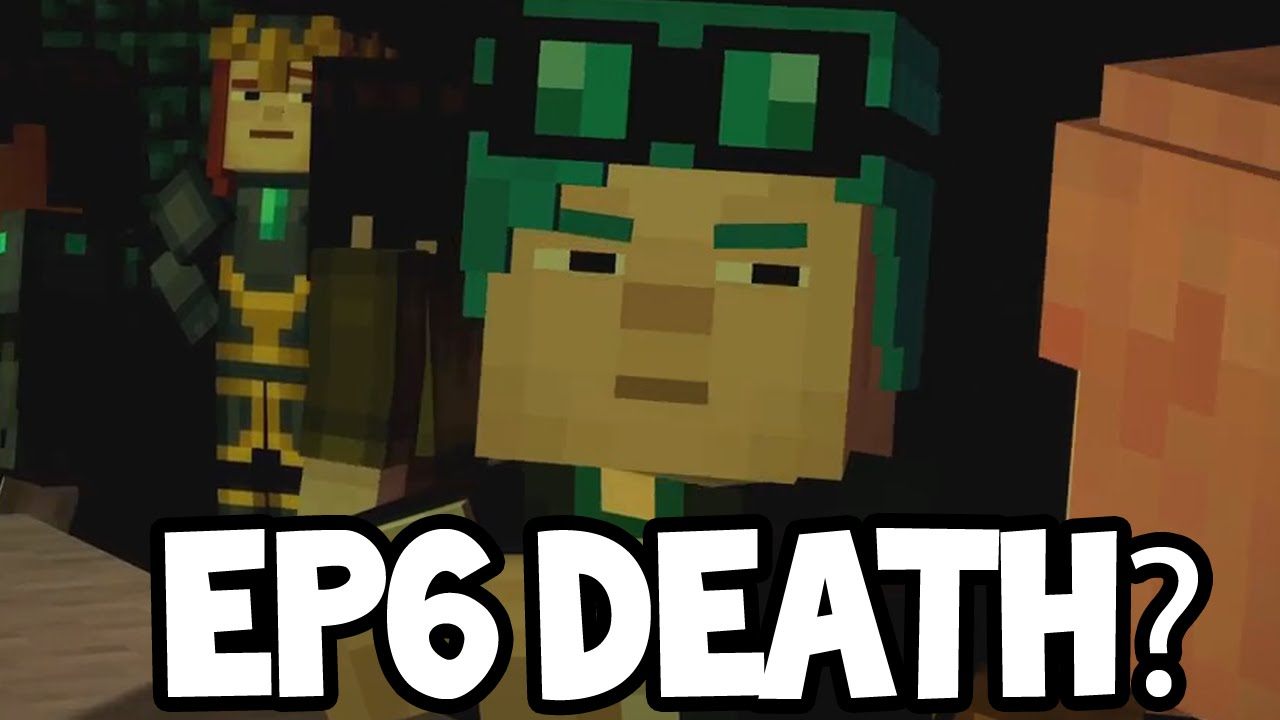 Minecraft Story Mode Episode 6 Who Dies Portal To Mystery