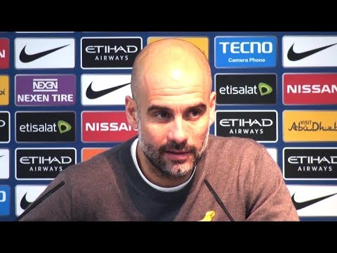 Manchester City 5-1 Leicester City - Pep Guardiola Full Post Match Press Conference - Premier League