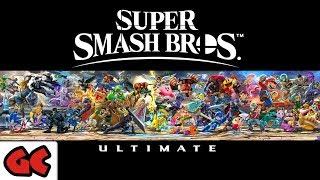 Finale INFOS zu Smash Bros. Ultimate // Omno auf Kickstarter