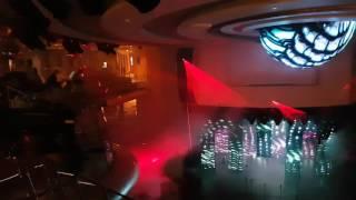 Aida Perla laser show