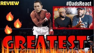 DADS REACT | GREATEST x EMINEM | HE JUST PUT ALL WHITE RAPPERS ON NOTICE | REACTION & BREAKDOWN