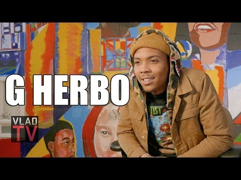 "G Herbo on Getting Beat Up By Cops as a Minor, Harassed, Called a ""Crack Baby"""