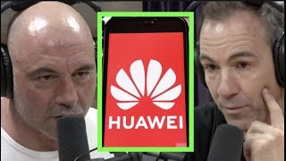 Huawei's Creative Destruction w/Bryan Callen | Joe Rogan