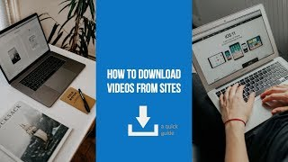 How to Download Videos from Sites | How to Rip Online Videos