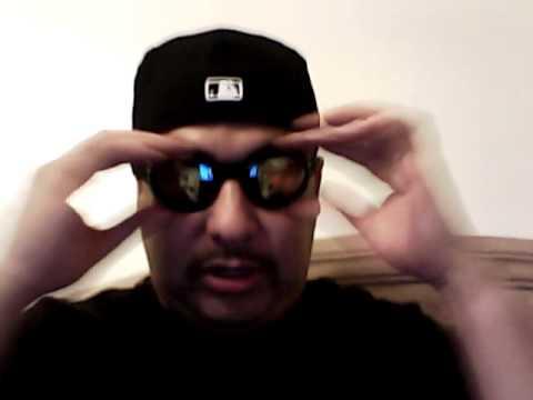 Riddick Goggles / Sunglasses
